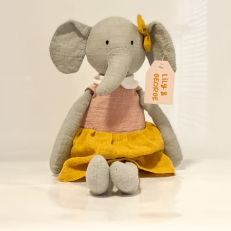 effie the elephant by lily & george
